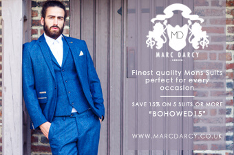 Marc Darcy Suits