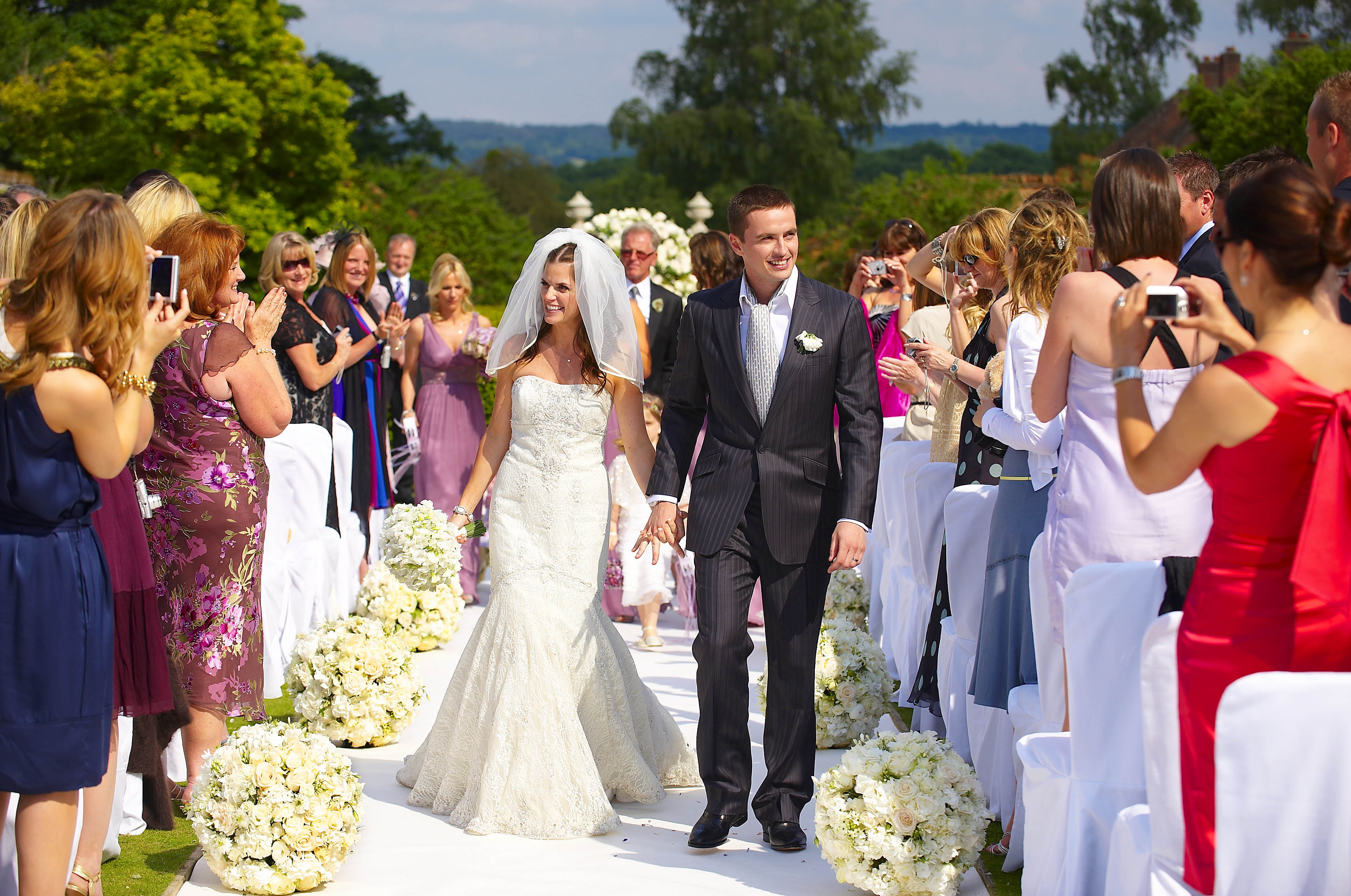 Real Weddings: A Beautiful 3 Day Outdoor Wedding