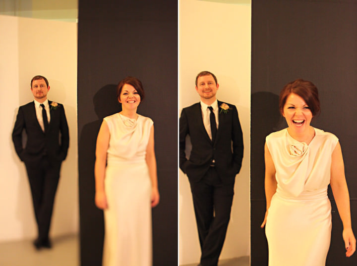 Real Weddings: A Modern Manchester wedding