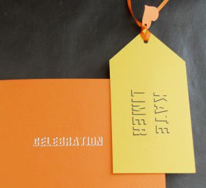 Guest Blogger: Stationery Trends by Whesthill
