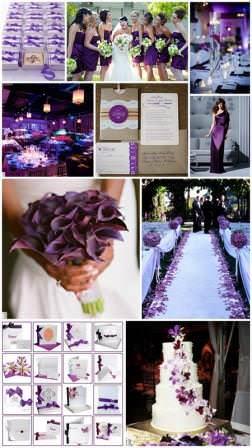 Inspiration Board: Purple