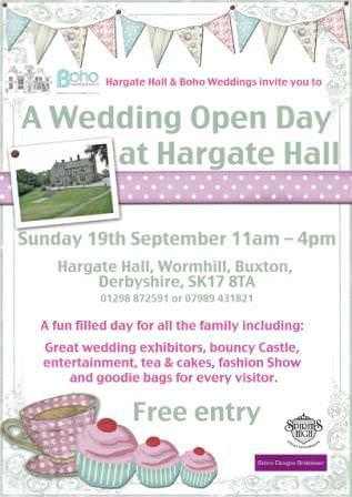 harage hall wedding fair