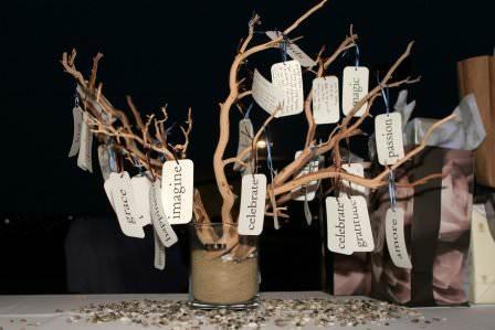 Wedding Wish Trees