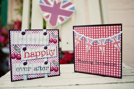 alternaive wedding invitations