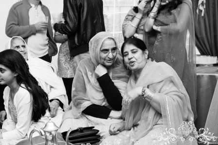Real Weddings: Sat and Amandeep (part 1) - Amandeep's Pre-Wedding Sikh Ceremony