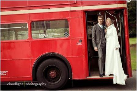 60s Mod Wedding