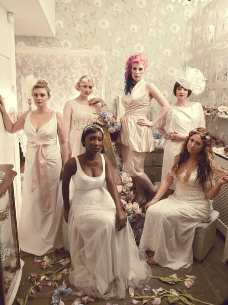 Big fat Wedding Bloggers photo shoot