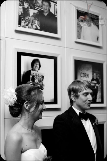 Beatles themed wedding