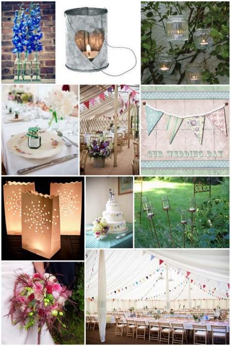 Village fete wedding ideas