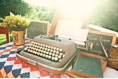 alternative wedding guest book ideas