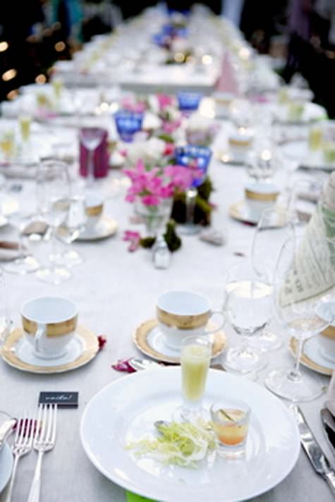 Real Weddings: A DIY outdoor wedding with the most amazing details.