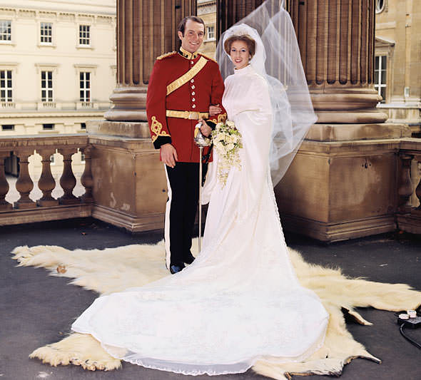 Wedding Wednesday The Royal Dresses Through Ages Boho Weddings For Luxe Bride