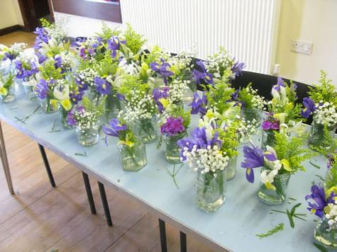 Wedding Wednesday Flower School How To Achieve That