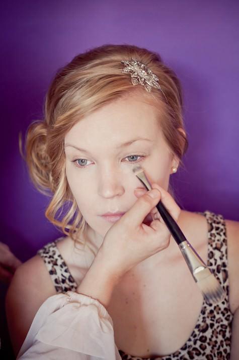 Ivy Clara make-up