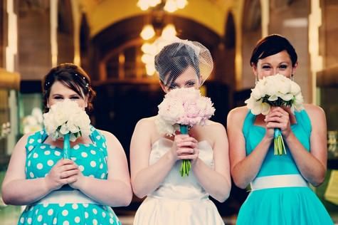 Real Weddings A Turquoise And White 50s Themed Wedding Boho