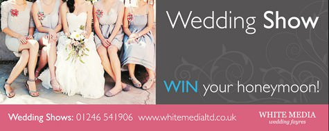 white media wedding fayres