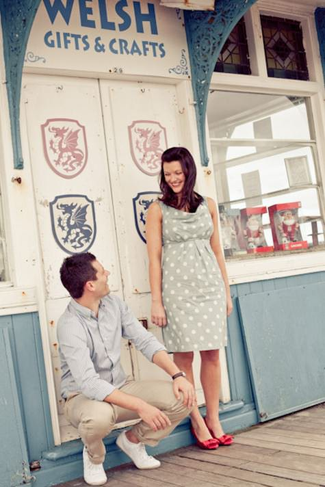Lorna Roberts Engagement shoot