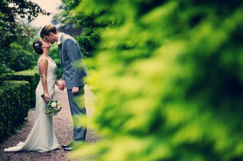 Eaves Hall, Clitheroe wedding