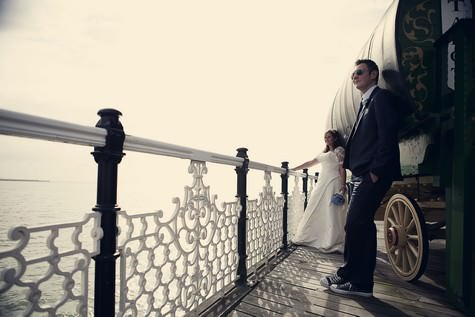 Brighton trash the dress