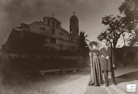 vintage shoot