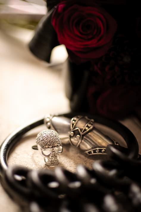 anti bride styled shoot