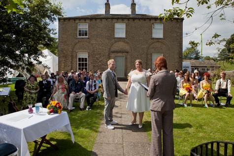 Boho planned wedding