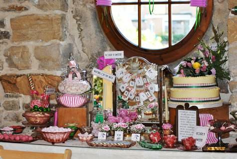Boho Loves: Hansley Beard's Candy Buffets and Dessert Bars