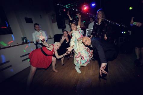 Boho Christmas Party
