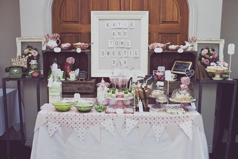 Hansley Beard's Candy Buffets and Dessert Bars