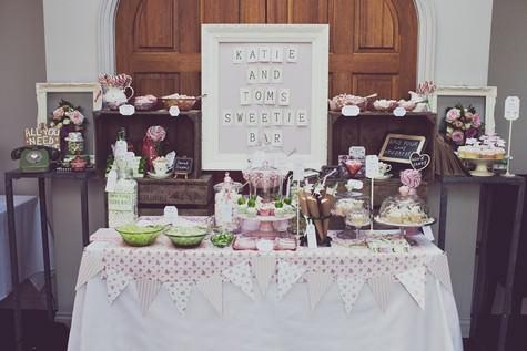 Boho Loves: Hansley Beard's Candy Buffets and Dessert Bars ...