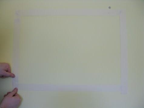 blackboard picture frame