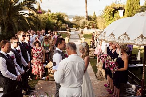 Boho Planned Weddings: Tom and Laura's EPIC Ibiza wedding (Part 1)