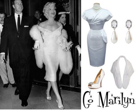 Bridal Style: Going retro – 60s inspired styling that suits your body shape