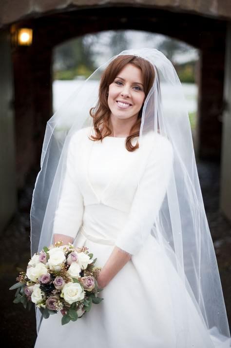 Gemma and Oliver's 12 days of Christmas Homemade Wedding