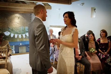 Priory barn yorkshire wedding