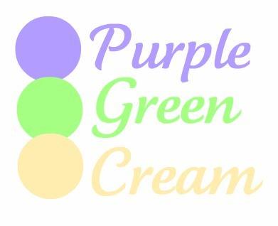 purple and green wedding