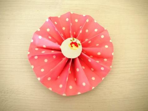 DIY Tutorial: Paper Pinwheels by Adore By Chloe
