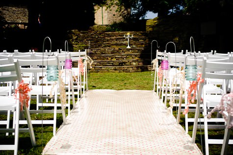 Wedding Planning Wednesday - Planning an Outdoor Wedding with One Life Weddings