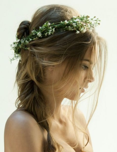 Bridal style wedding hair key wedding trends for 2012 part 2 photo source urmus Image collections
