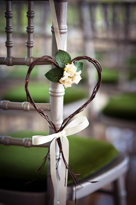 English Garden Wedding