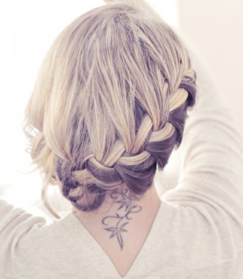 2012 wedding hair trends