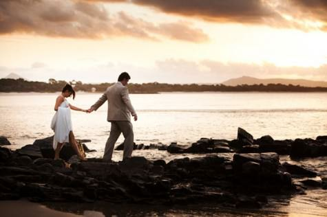3 for the price of 1.........3 different shoots with 3 different locations; Trudy and Matt's Queensland Wedding