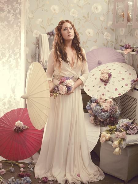 Bridal Style: Wedding Hair – Key Wedding Trends For 2012 (Part 2)