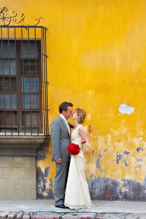 wedding in Antigua