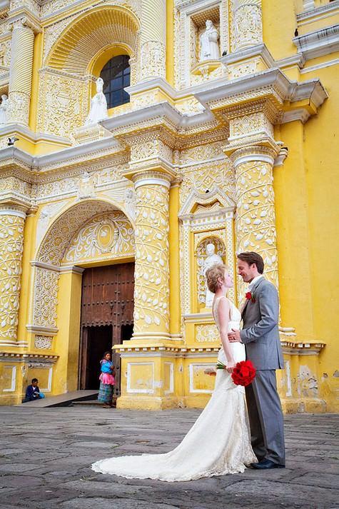 wedding in Antigua