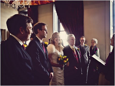 Oddfellows Wedding