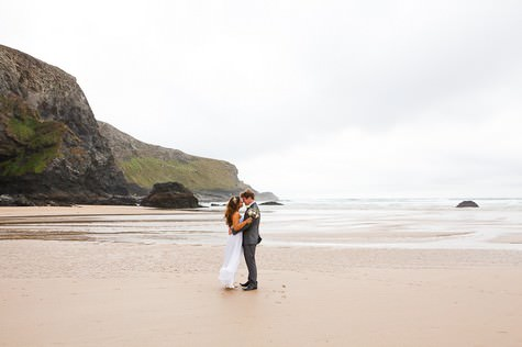cornwall wedding