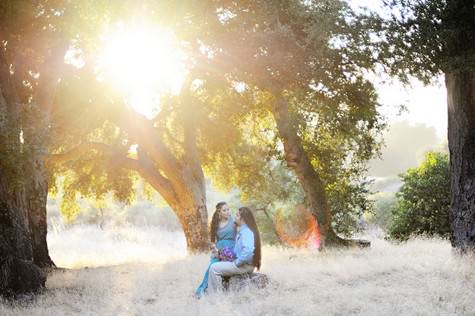 Egyptian Inspired Bridal Shoot