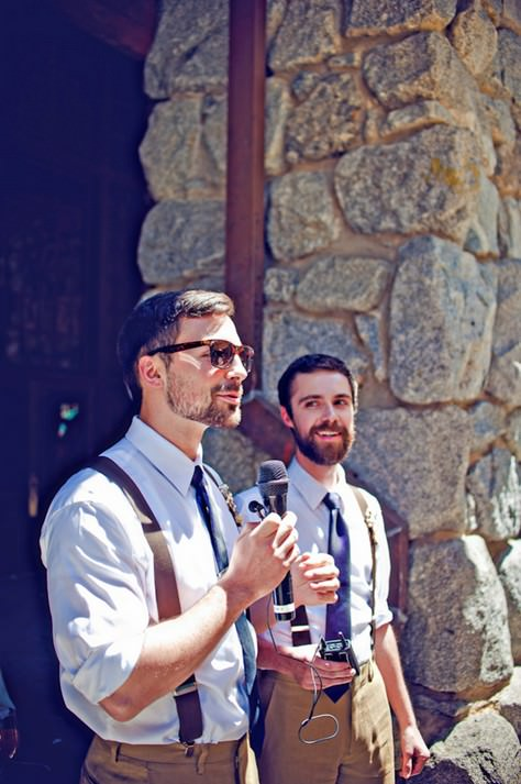 Rustic Californian Wedding