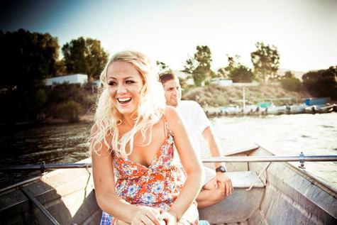 Boat engagement Shoot